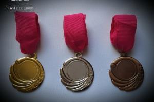 Medal: No 1