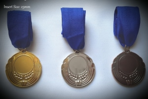 Medal: No 3