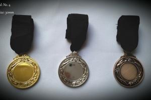 Medal: No 4