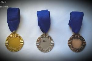 Medal: No 6