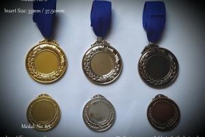 Medal: No 8 / Medal: No 8a